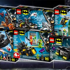 Celebrate 80 Years Of Batman With All-new Sets