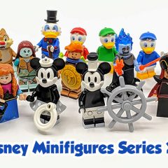 71024: LEGO Minifigures Disney Series 2 Review