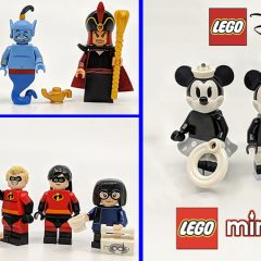 LEGO Disney Minifigures Perfect Partnerships