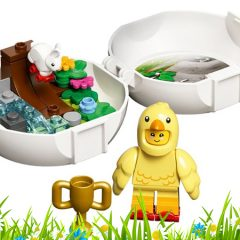 New LEGO Easter Pod Coming Soon