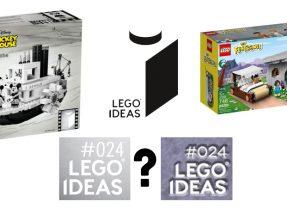 LEGO Ideas Numbering Mishap
