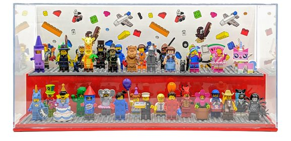 LEGO Iconic Play & Display Cases Review