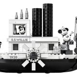LEGO Ideas Steamboat Willie Fan Signing Events