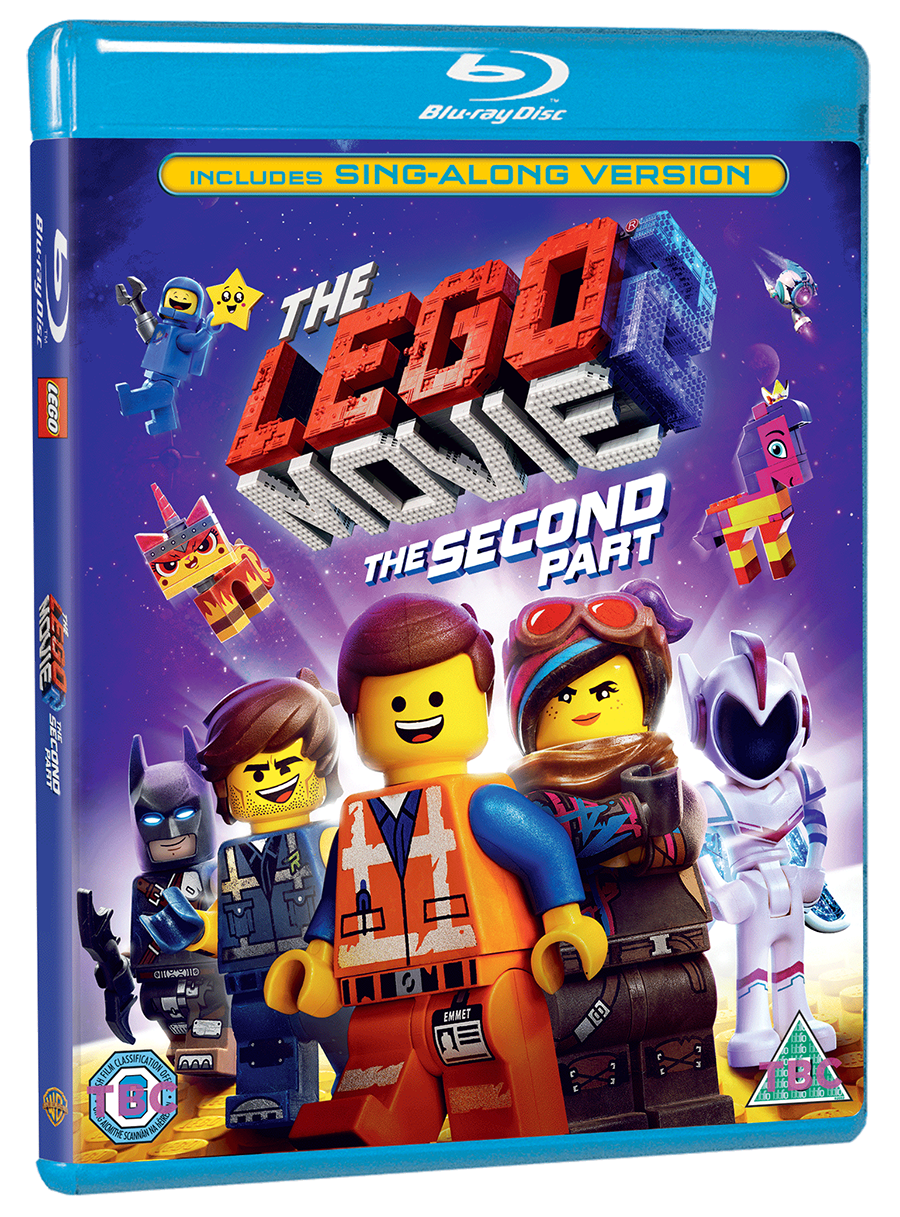 The Lego Movie 2 Home Release Uk Date Extras Bricksfanz