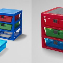 Official LEGO Storage Draws Coming Soon