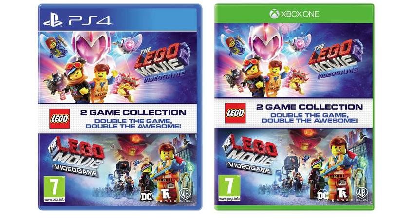 Lego Movie 1 2 Videogame Double Pack Out Now Bricksfanz
