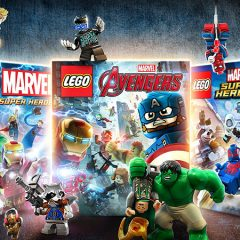 LEGO Marvel Collection Game Review