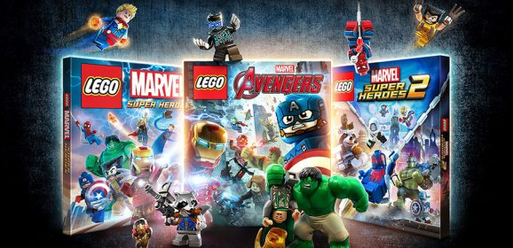 LEGO Marvel Collection Available Now