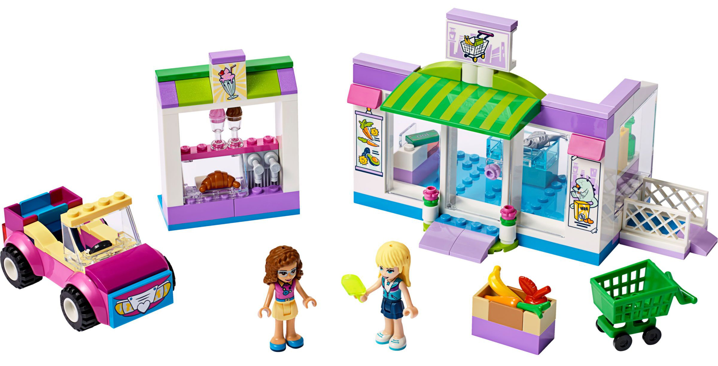 New Lego Friends Summer Set Revealed Bricksfanz
