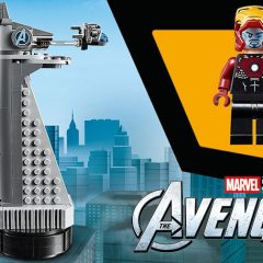 40334: Avengers Tower Set Review