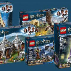 New LEGO Harry Potter Sets Officially Revealed