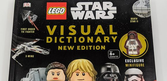 LEGO Star Wars Visual Dictionary New Edition Book Review