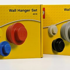 Official LEGO Wall Hangers Review