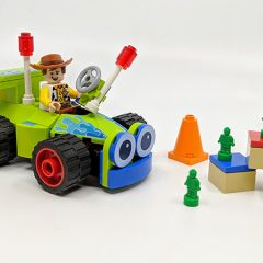 10766: Woody & RC Toy Story 4 Set Review