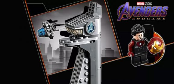 Free LEGO Avengers Tower Set Now Available
