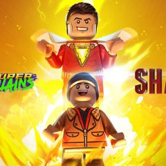 LEGO DC Super-Villains SHAZAM! DLC Now Available