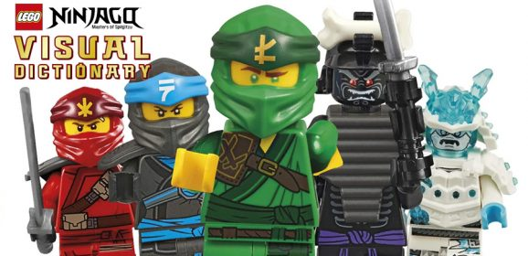 LEGO NINJAGO Visual Dictionary Minifig Revealed