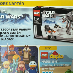 Cool LEGO Star Wars May The Fourth Set Revealed