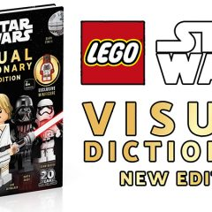 New LEGO Star Wars Visual Dictionary Out Now