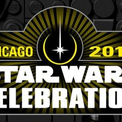 LEGO Star Wars At Celebration 2019