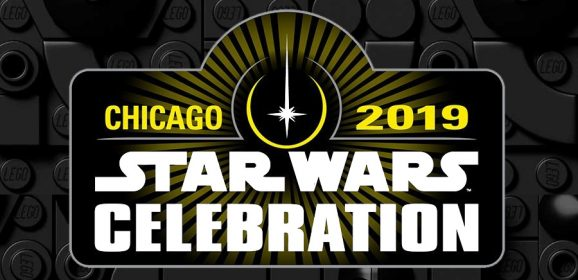 LEGO Star Wars At Celebration 2019