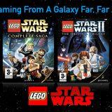 LEGO Gaming From A Galaxy Far, Far Away
