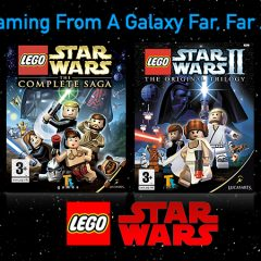LEGO Gaming From A Galaxy Far, Far Away