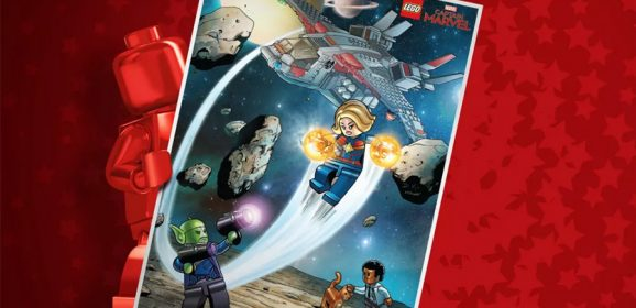Free LEGO Marvel Art Print Collection Now Available