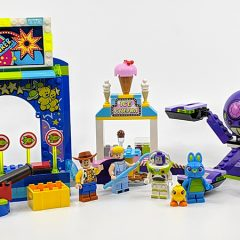 10770: Buzz And Woody's Carnival Mania Toy Story 4 Set Review