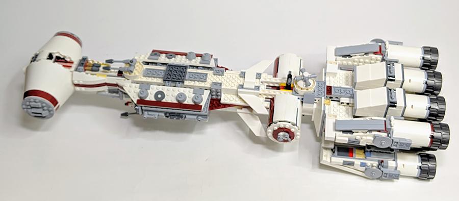 75244: Tantive IV LEGO Star Wars Set Review | BricksFanz
