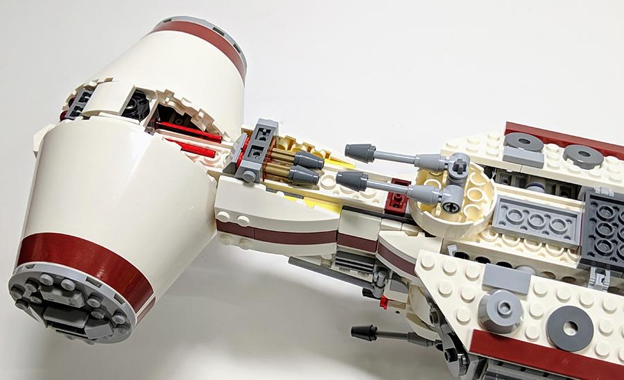 75244 Tantive Iv Lego Star Wars Set Review Bricksfanz