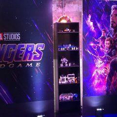 LEGO Stormbreaker & Infinity Gauntlet Impress Avengers Cast