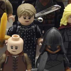 Battle For The Iron Throne With Minifigs.me
