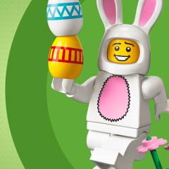 Big Savings On LEGO This Easter