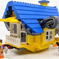 70831: Emmet's Dream House/Rescue Rocket! Set Review