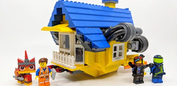 70831: Emmet's Dream House/Rescue Rocket! Set Review