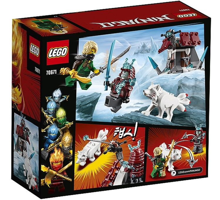 New Summer Lego Ninjago Sets Revealed Bricksfanz