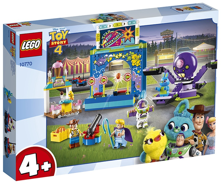 LEGO Toy Story 4 Sets Now Available At John Lewis   BricksFanz