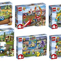 LEGO Toy Story 4 Sets Now Available At John Lewis