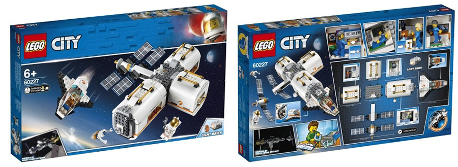 New Lego City Mars Exploration Sets Revealed Bricksfanz