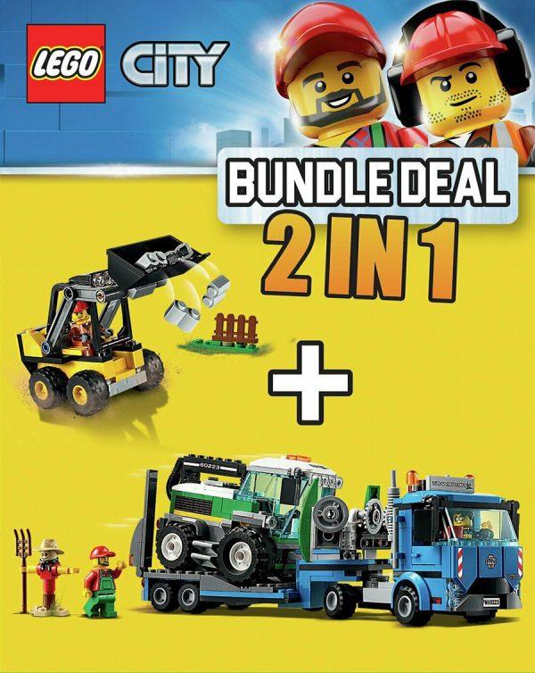 Lego City Easter Bundle Half Price At Argos Bricksfanz