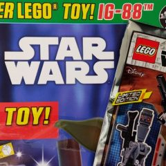 LEGO Star Wars Magazine May Issue