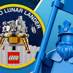 Get A Free VIP Patch With The Lunar Lander Set