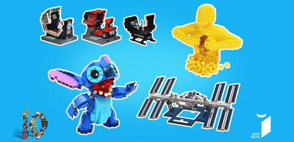 LEGO Ideas Brings Back Past Projects For Fan Vote