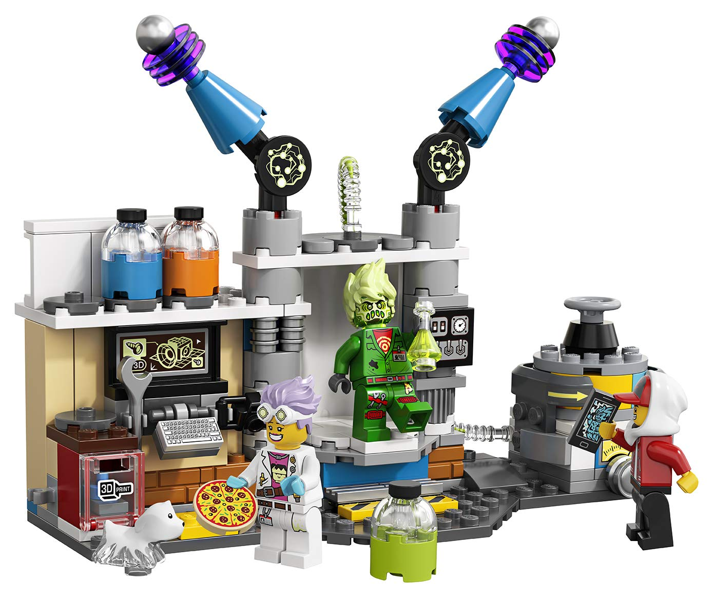 New LEGO Hidden Side Images Emerge | BricksFanz