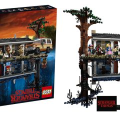 LEGO Stranger Things Set Now Available For VIPs