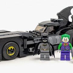 76119: Batmobile: Pursuit of The Joker Set Review