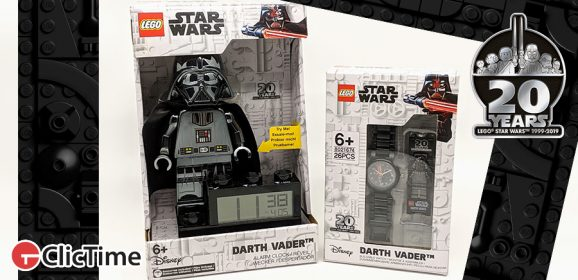 LEGO Star Wars 20th Anniversary Timepieces Review
