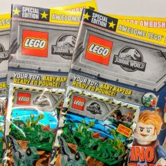 Third Issue Of LEGO Jurassic World Magazine Is Here