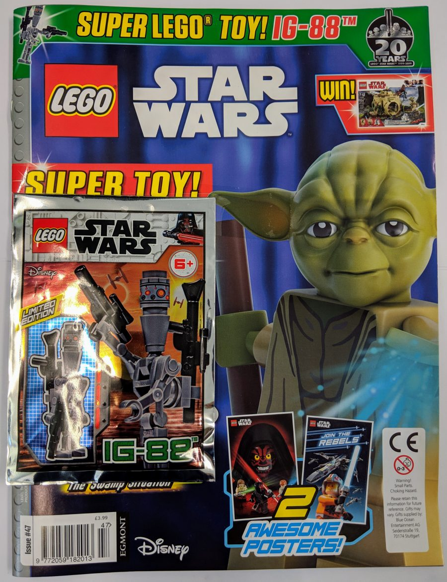 Lego Star Wars Magazin